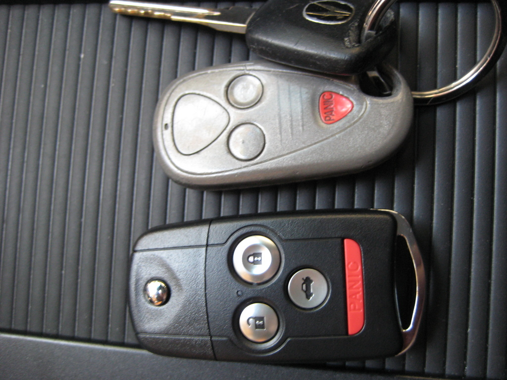 New tl switchblade key for old key and fob - AcuraZine - Acura Enthusiast Community