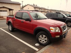 Sneakkys 2009 Ford Explorer Sport Trac
