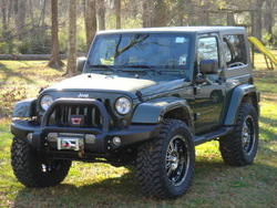 KGMotorsports24s 2009 Jeep Wrangler