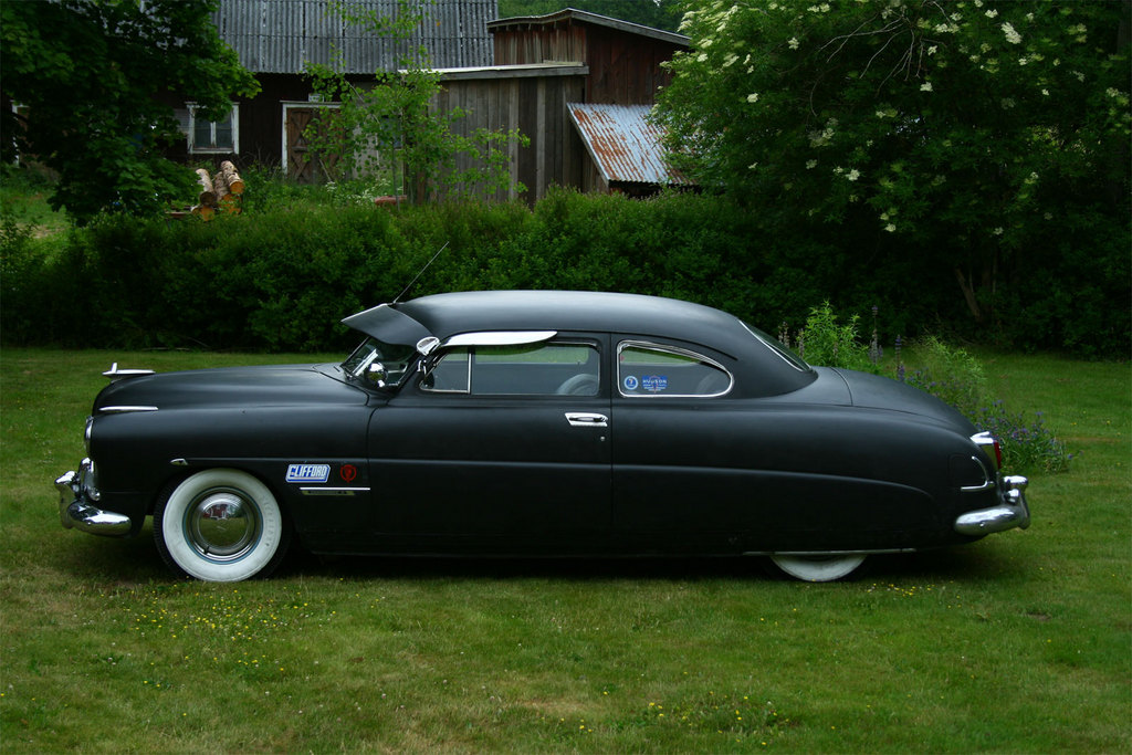 1950 Hudson Commodore 6