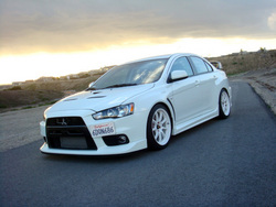 EvoX08s 2008 Mitsubishi Lancer