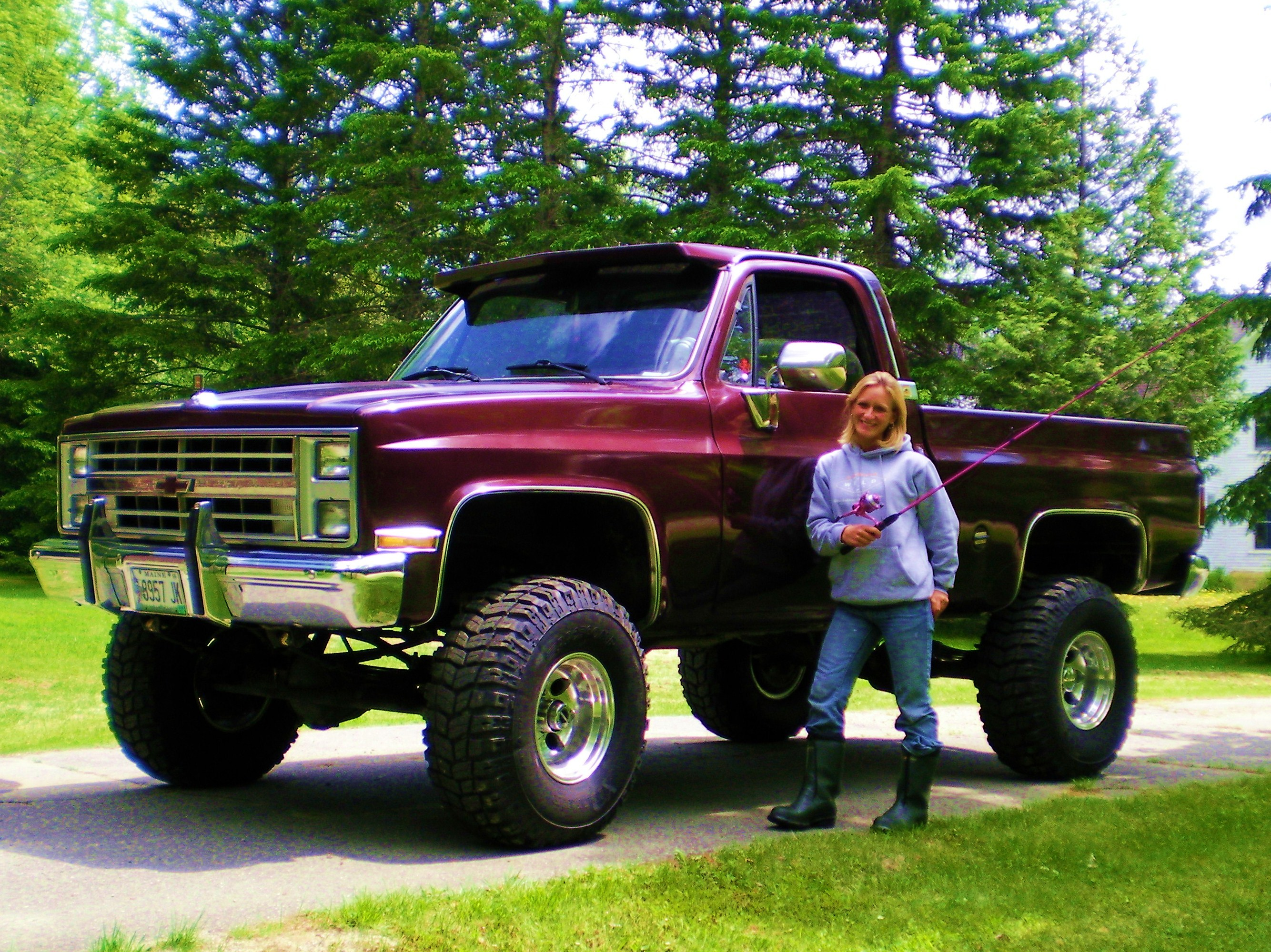 Kodiak additionally F also F additionally  also . on 1987 chevy silverado
