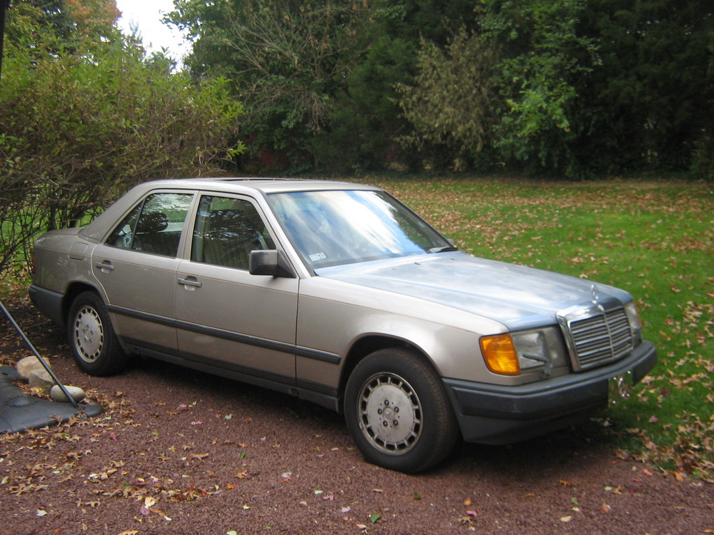 benzmopar 1986 mercedes benz 300e specs photos