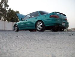 saleem087s 1992 Honda Integra