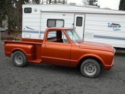 russj67s 1967 Chevrolet C/K Pick-Up