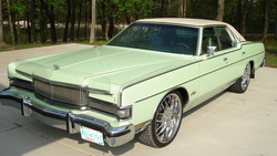 1972 Mercury Grand Marquis