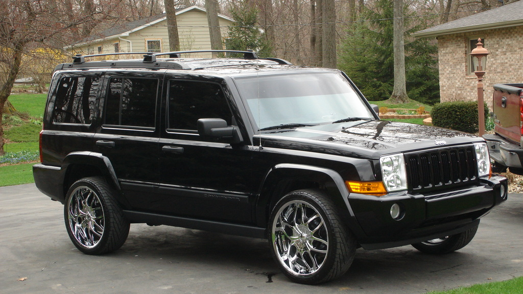 Lifted Jeep Commander For Sale