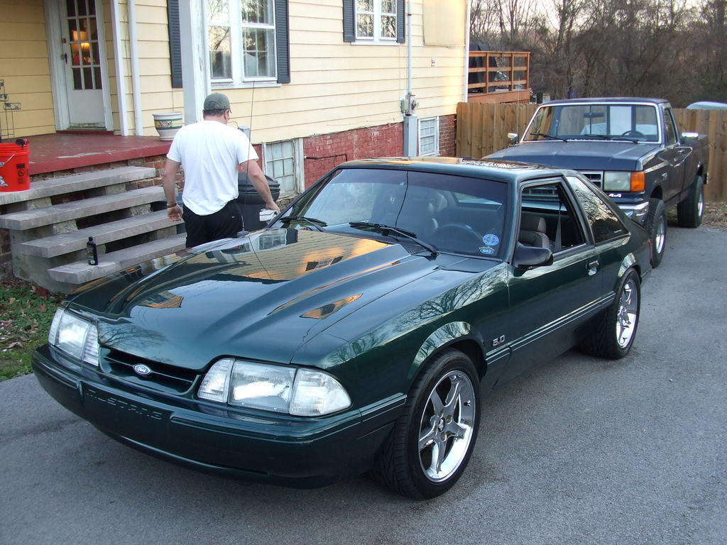 75fjpeter 1992 Ford Mustang 12597664