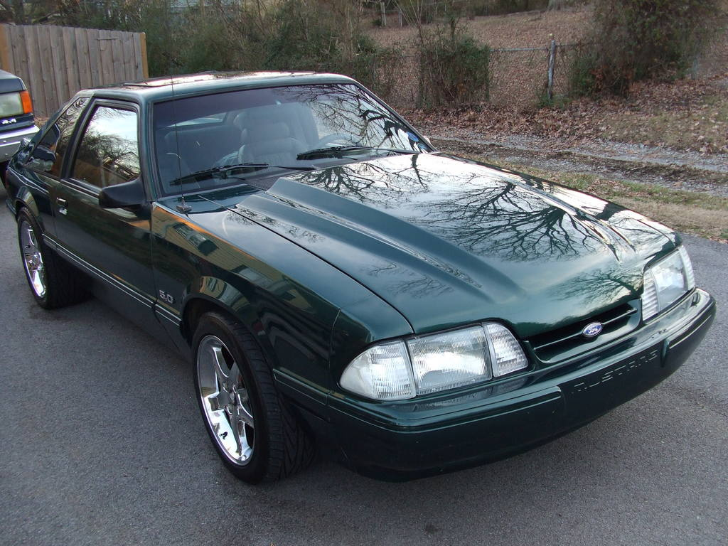 75fjpeter 1992 Ford Mustang 12597665