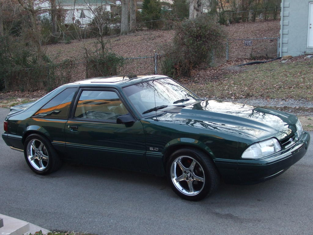 75fjpeter 1992 Ford Mustang 12597666