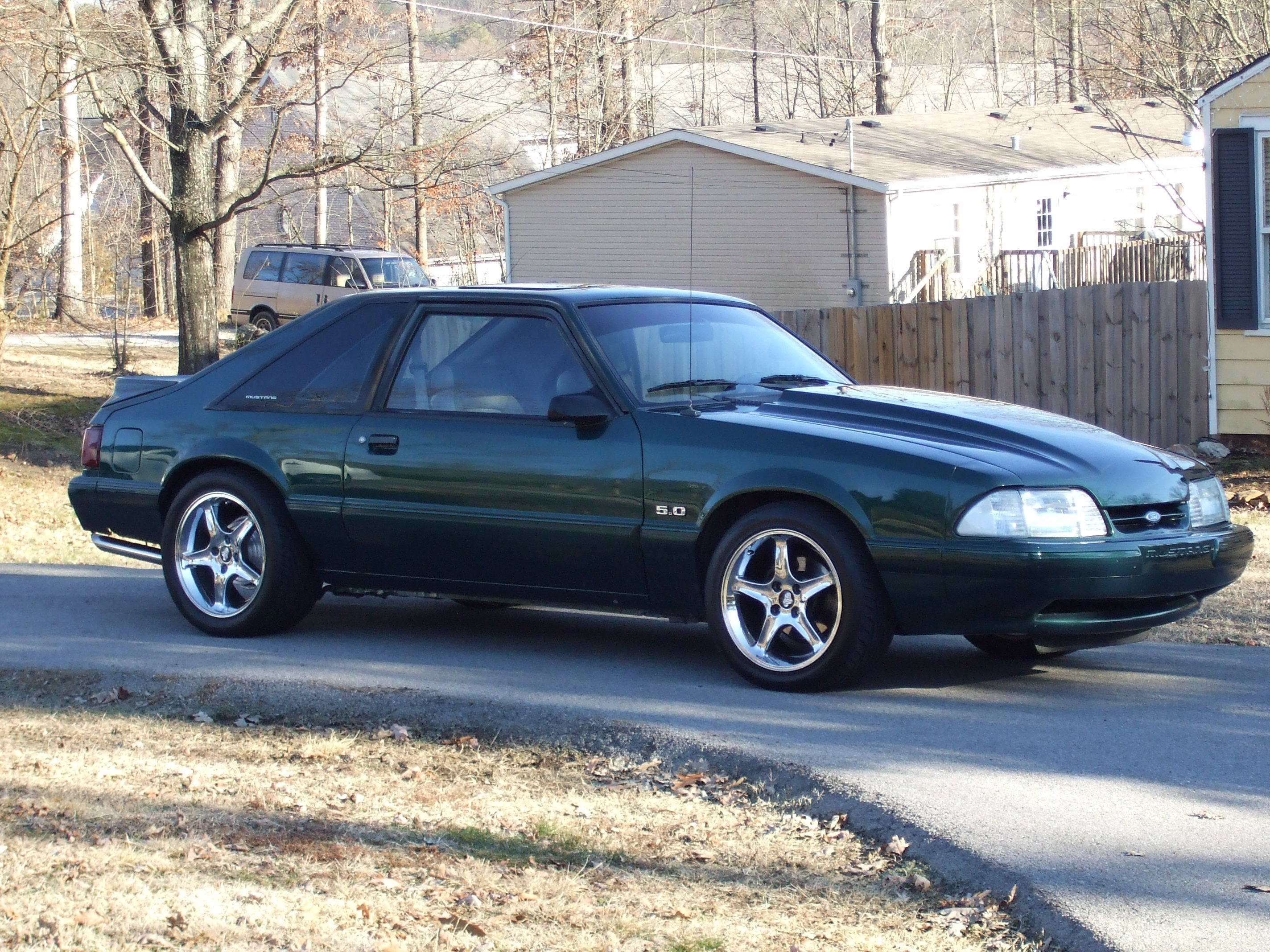 75fjpeter 1992 Ford Mustang 12597668
