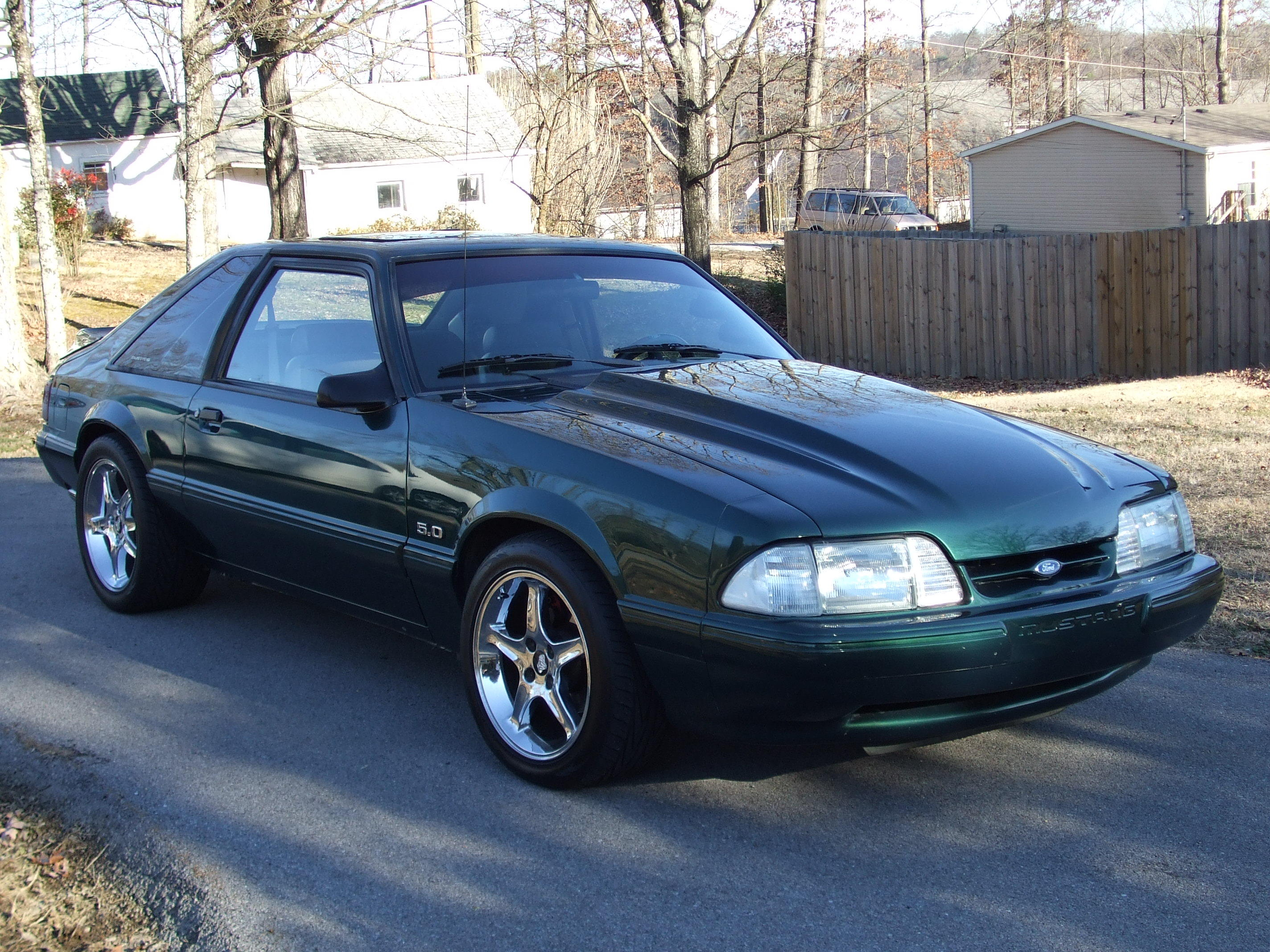 75fjpeter 1992 Ford Mustang 12597669