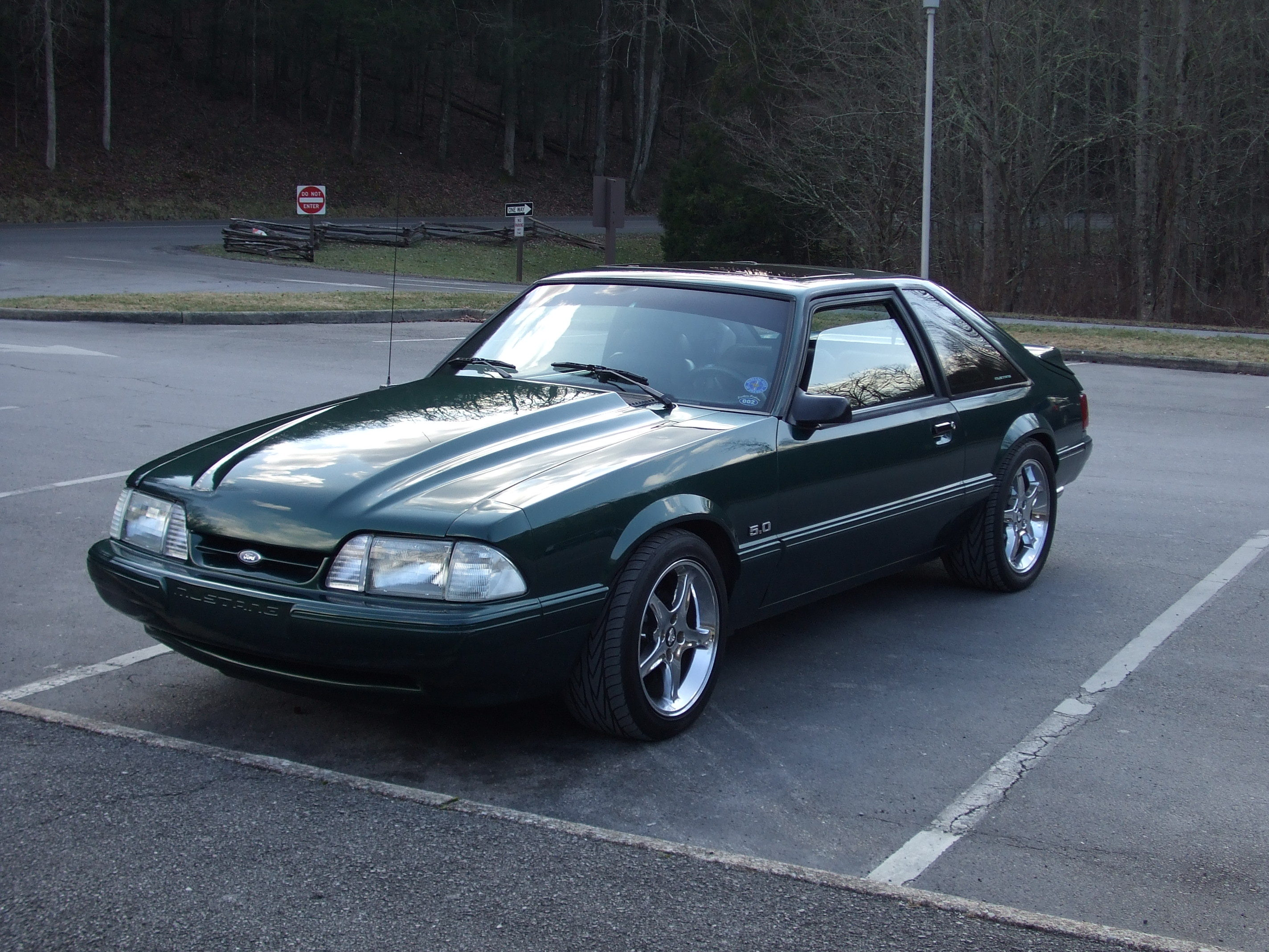 75fjpeter 1992 Ford Mustang 12597676