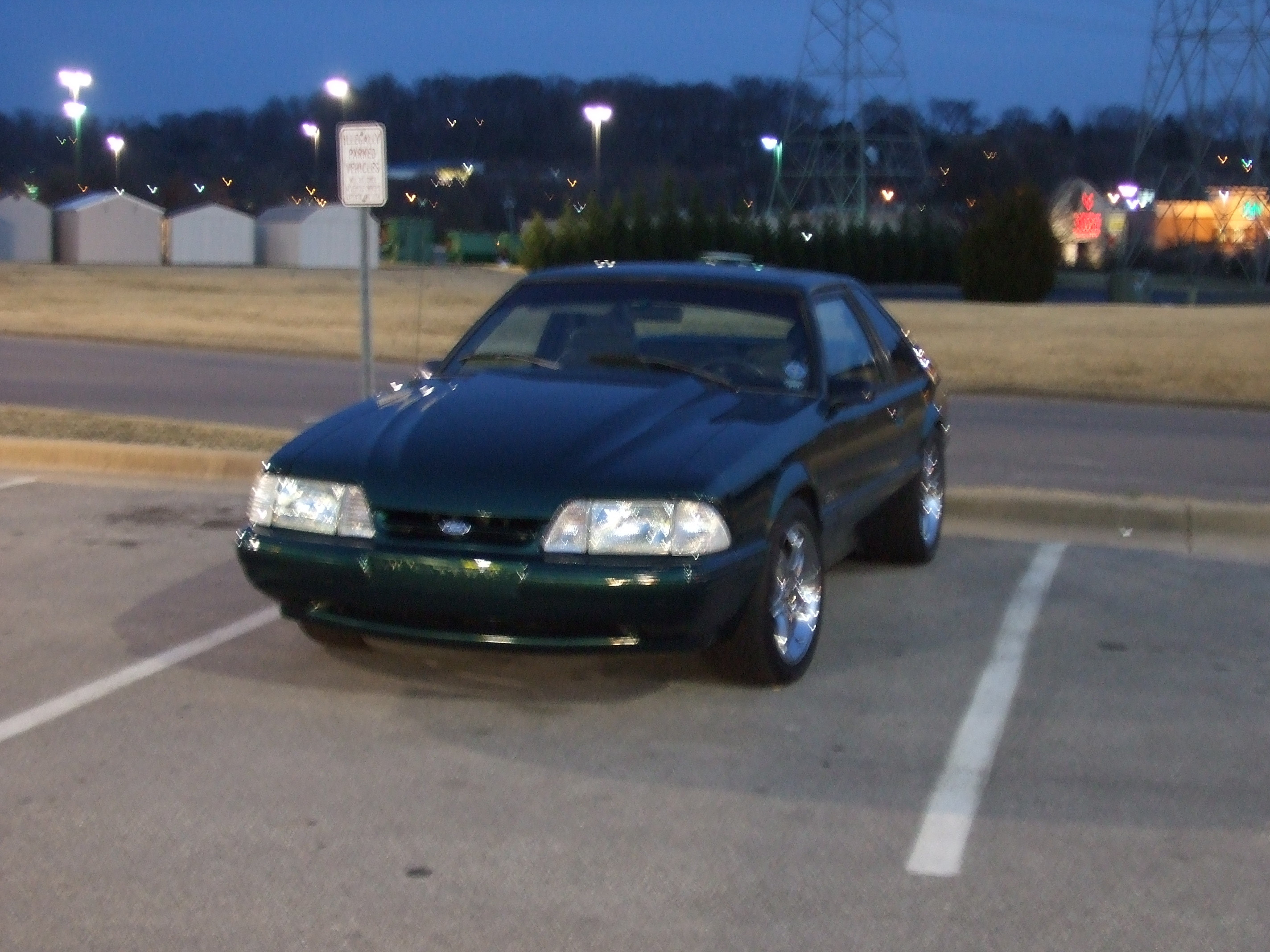 75fjpeter 1992 Ford Mustang 12597685