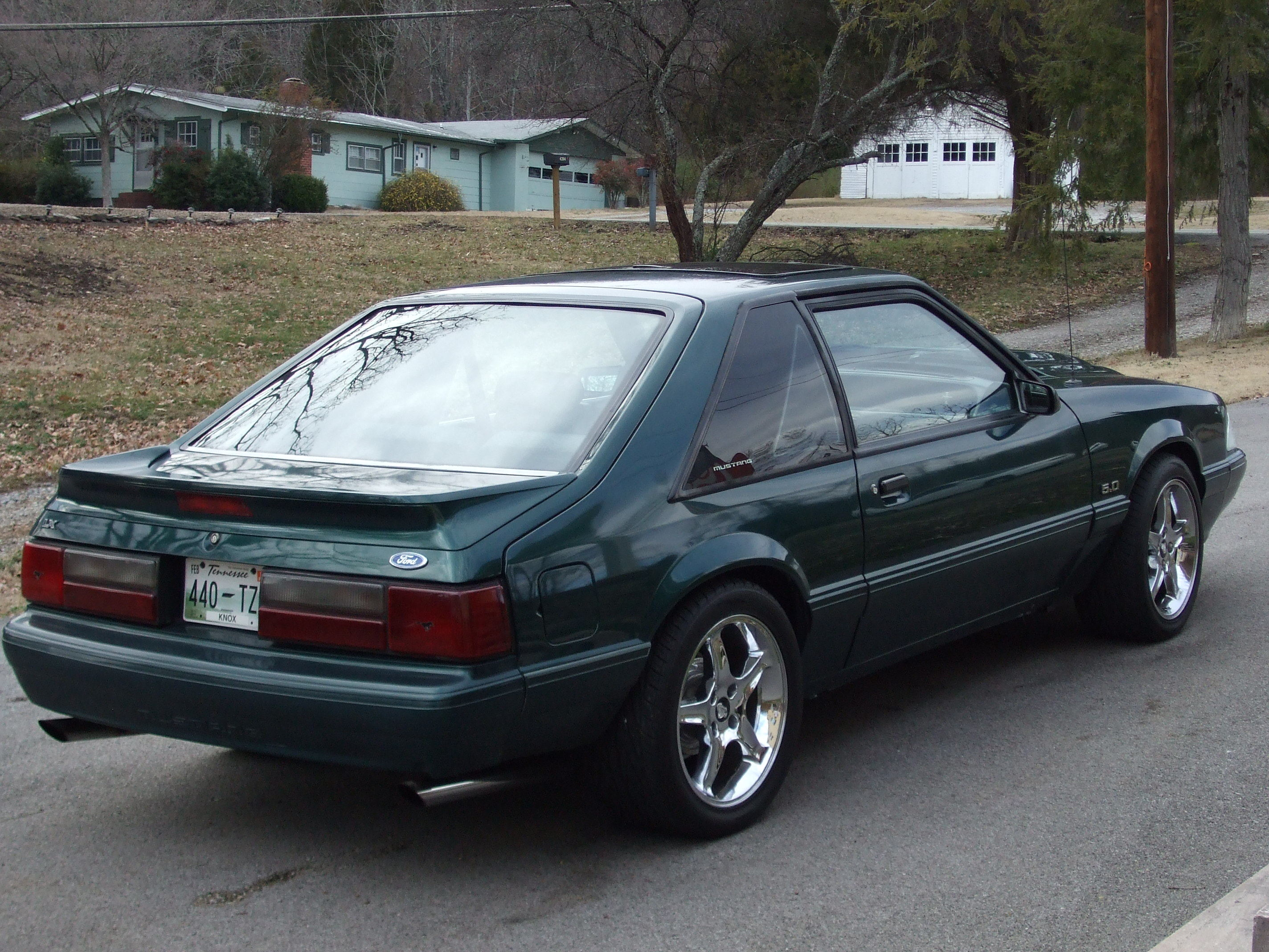 75fjpeter 1992 Ford Mustang 12597693