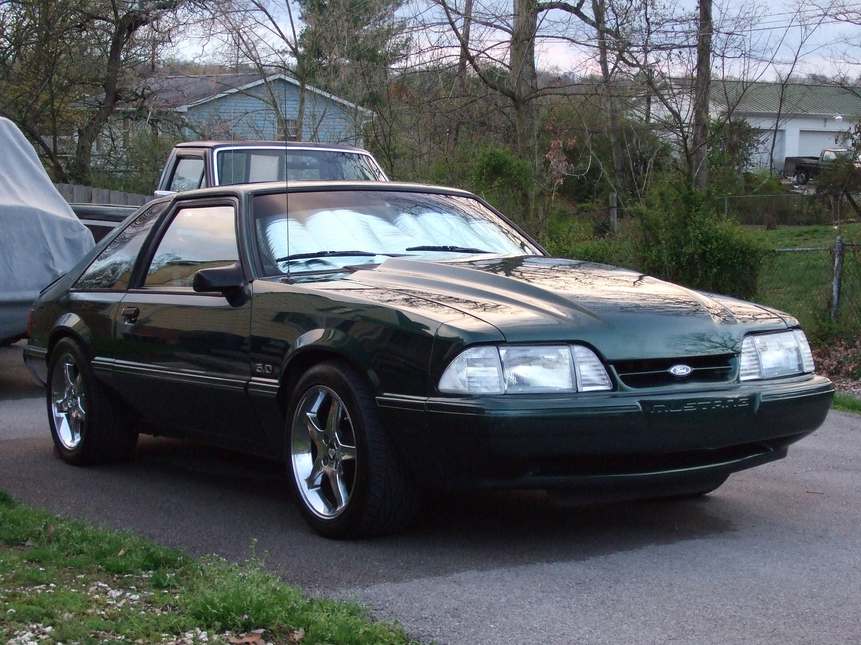 75fjpeter 1992 Ford Mustang