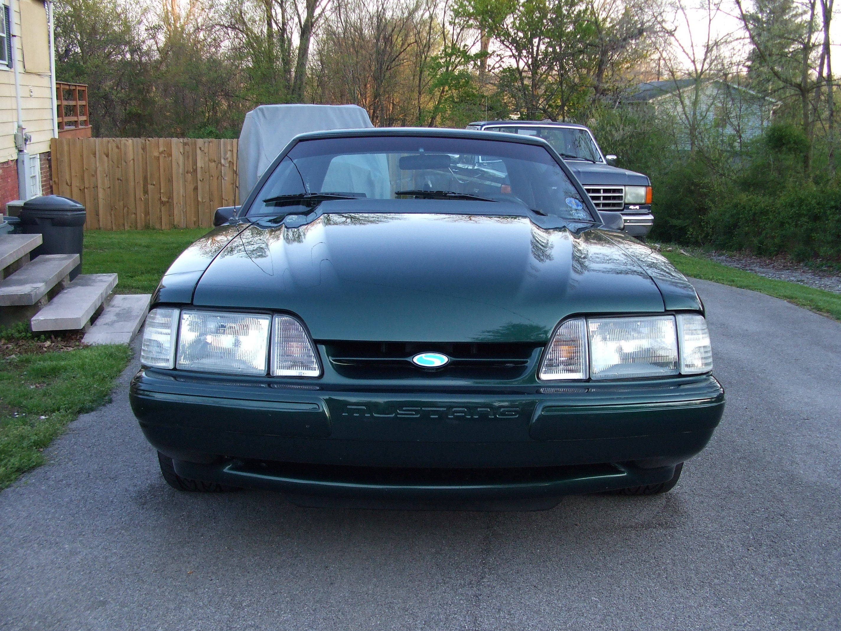 75fjpeter 1992 Ford Mustang 12597710