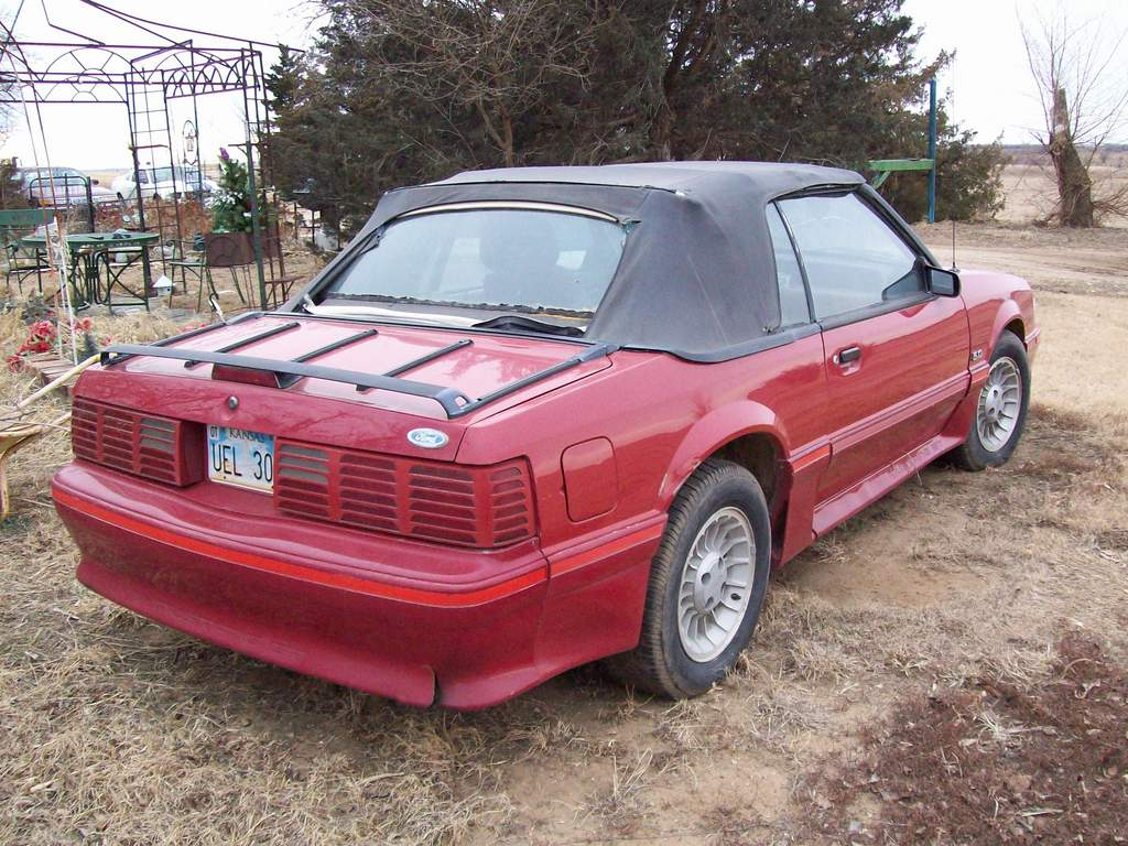 Another timhansen 1987 Ford Mustang post... - 12634691