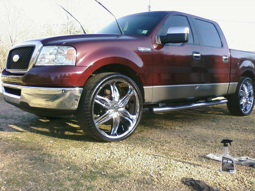 sirvanwash 2006 ford f150 supercrew cab specs photos modification info at cardomain. Black Bedroom Furniture Sets. Home Design Ideas