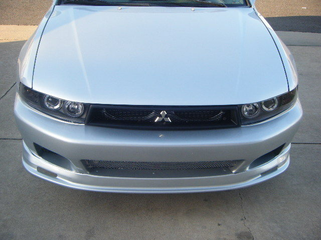 The One1 2001 Mitsubishi Galant Specs Photos