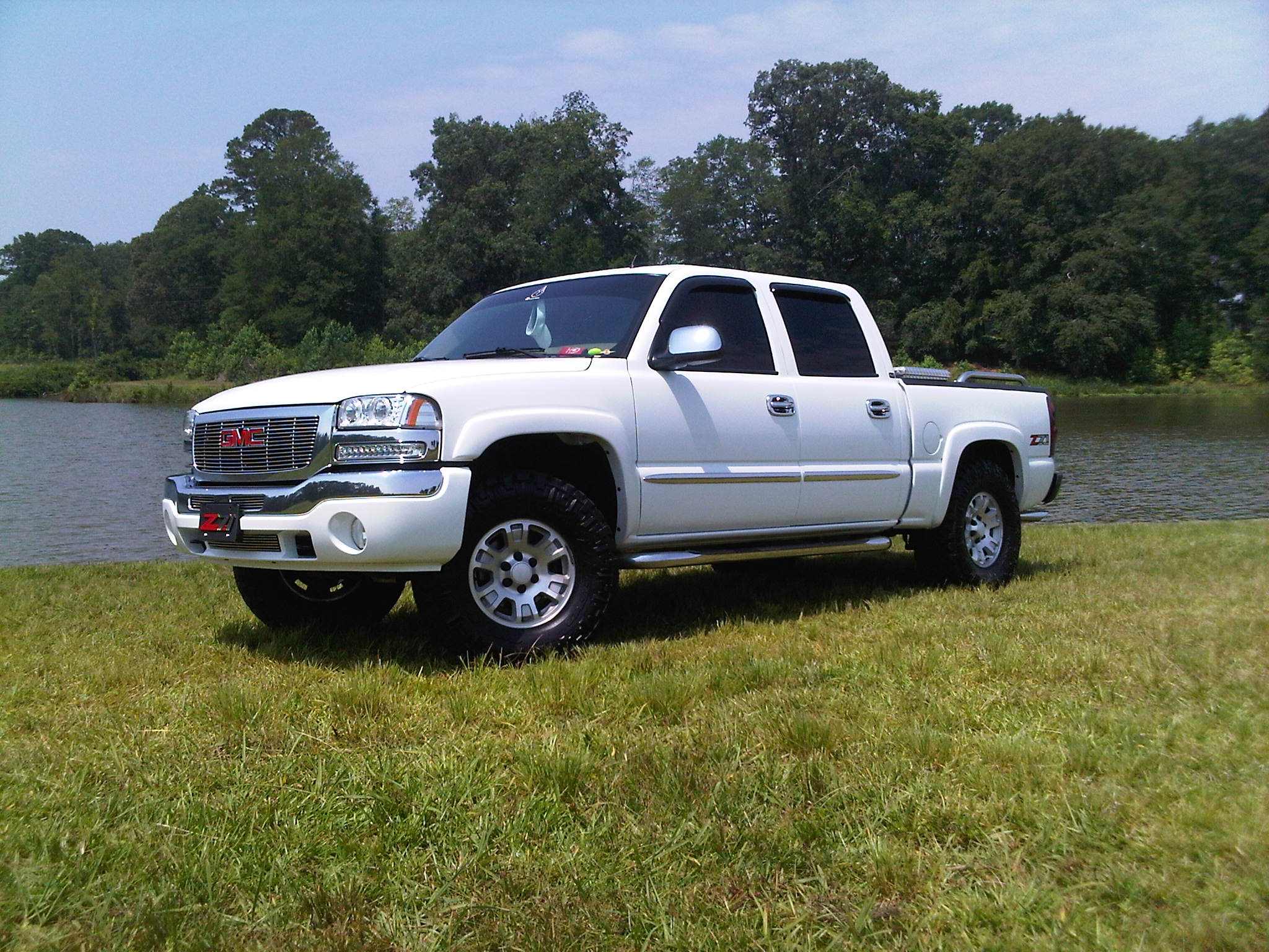 kennysmall99 2006 gmc sierra 1500 crew cab specs photos. Black Bedroom Furniture Sets. Home Design Ideas