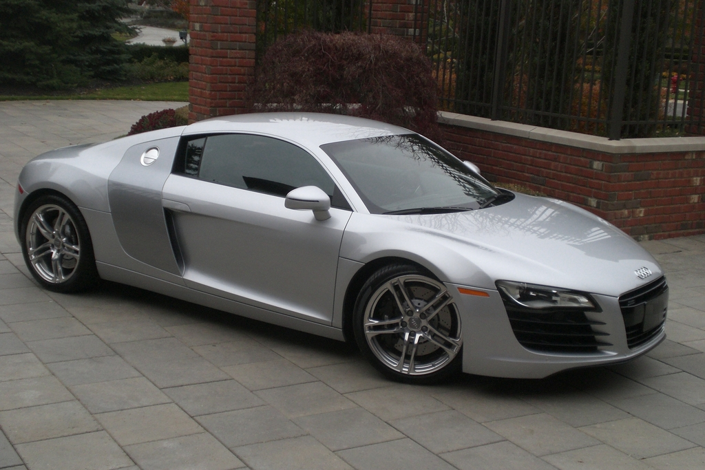 audi09r8 2009 audi r8 specs photos modification info at cardomain. Black Bedroom Furniture Sets. Home Design Ideas