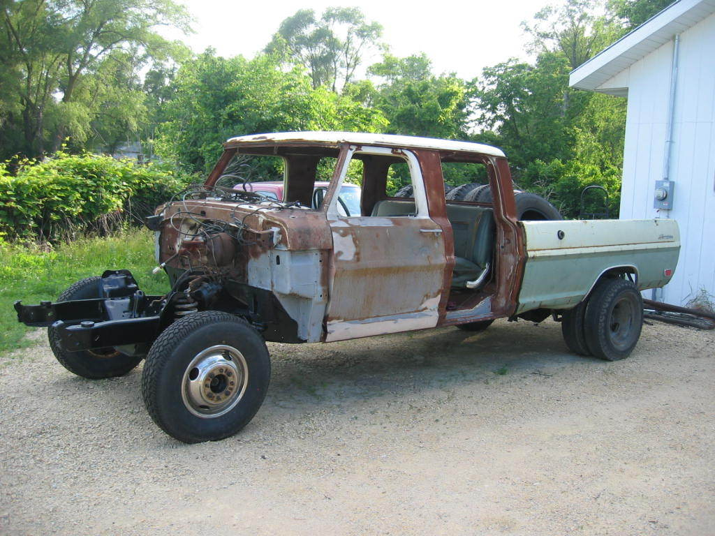 zedzsled 1971 Ford F150 Regular Cab