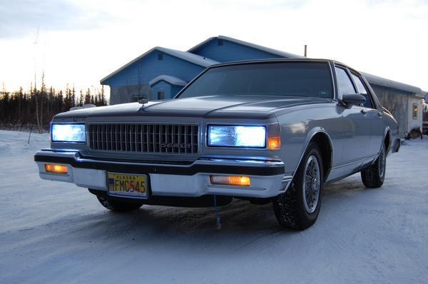 Another McLean907 1987 Chevrolet Caprice post... - 12600065