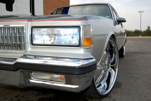 Another McLean907 1987 Chevrolet Caprice post... - 12600093