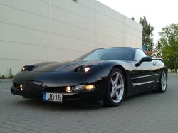 gepruftes 2000 Chevrolet Corvette