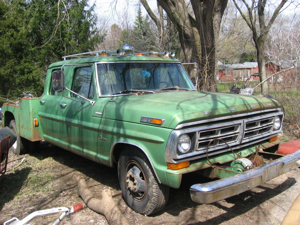 zedzsled 1972 Ford F150 Regular Cab