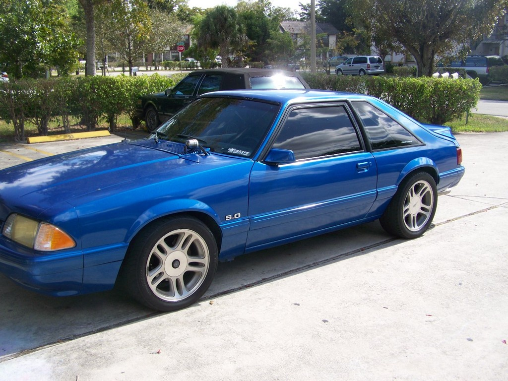 Ford Mustang 1986