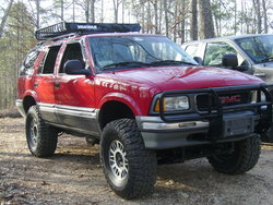 dvslsuskaters 1996 GMC Jimmy