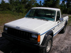 georgiaboy27jeeps 1986 Jeep Comanche Regular Cab