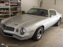Baker1986s 1979 Chevrolet Camaro
