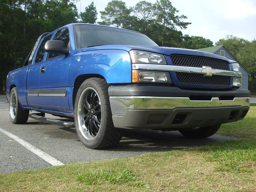 "photo of 07 chevy extended cab в""– 104454"