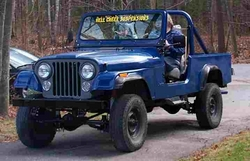 BINNZOs 1984 Jeep CJ8 Scrambler