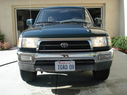 mrboomerangs 1996 Toyota 4Runner