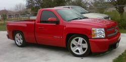 silveradomjs 2008 Chevrolet Silverado 1500 Regular Cab