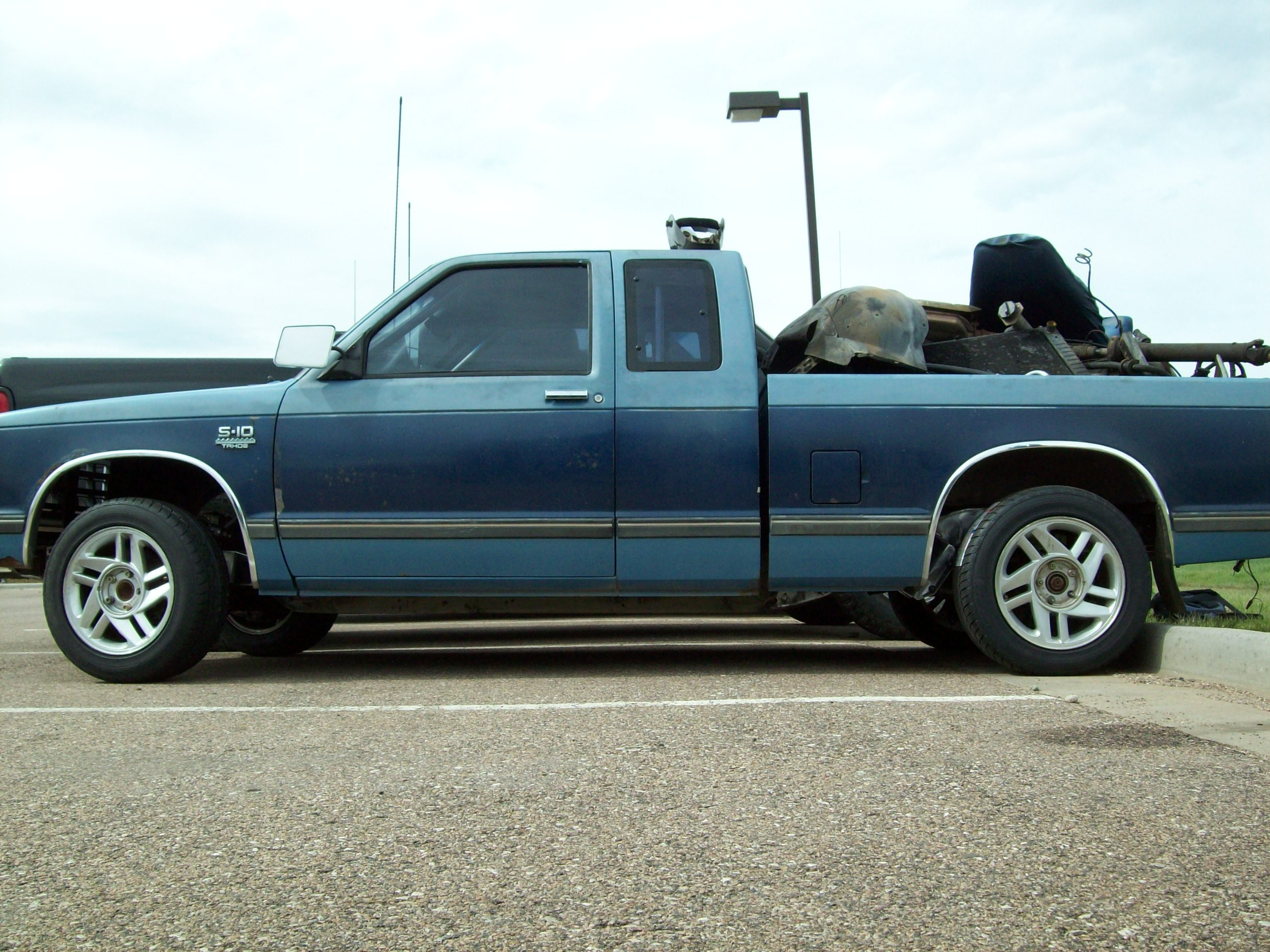 sallad08 1984 Chevrolet S10 Extended Cab 12605731