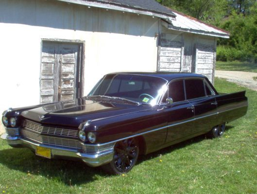 Another classiccarworks 1964 Cadillac DeVille post... - 12606382