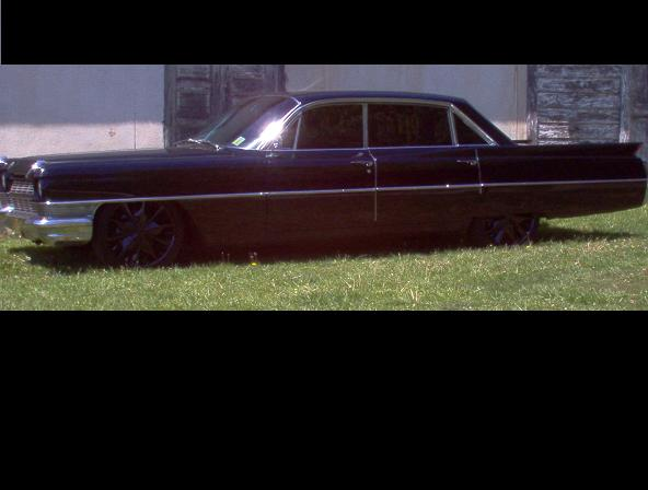 Another classiccarworks 1964 Cadillac DeVille post... - 12606383