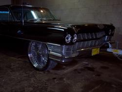 classiccarworks 1964 Cadillac DeVille