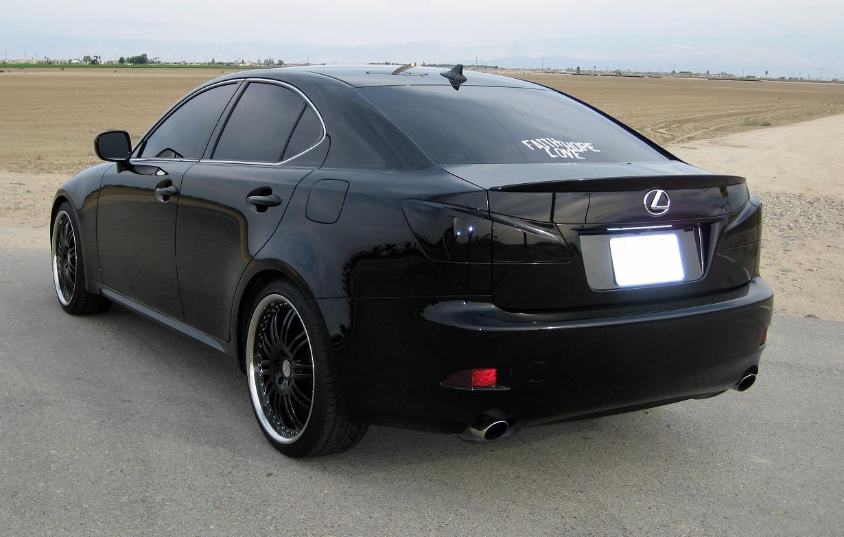 Tar-N 2008 Lexus IS