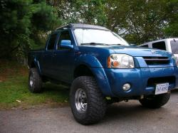 RonM427 2003 Nissan Frontier Crew Cab