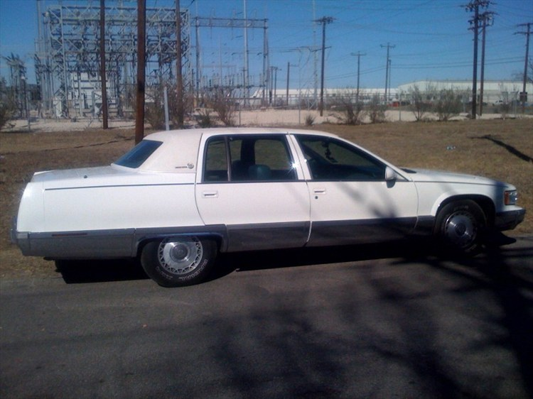 jgosart 1995 cadillac fleetwood specs photos modification info at. Cars Review. Best American Auto & Cars Review