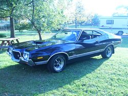 guilf1s 1972 Ford Gran Torino