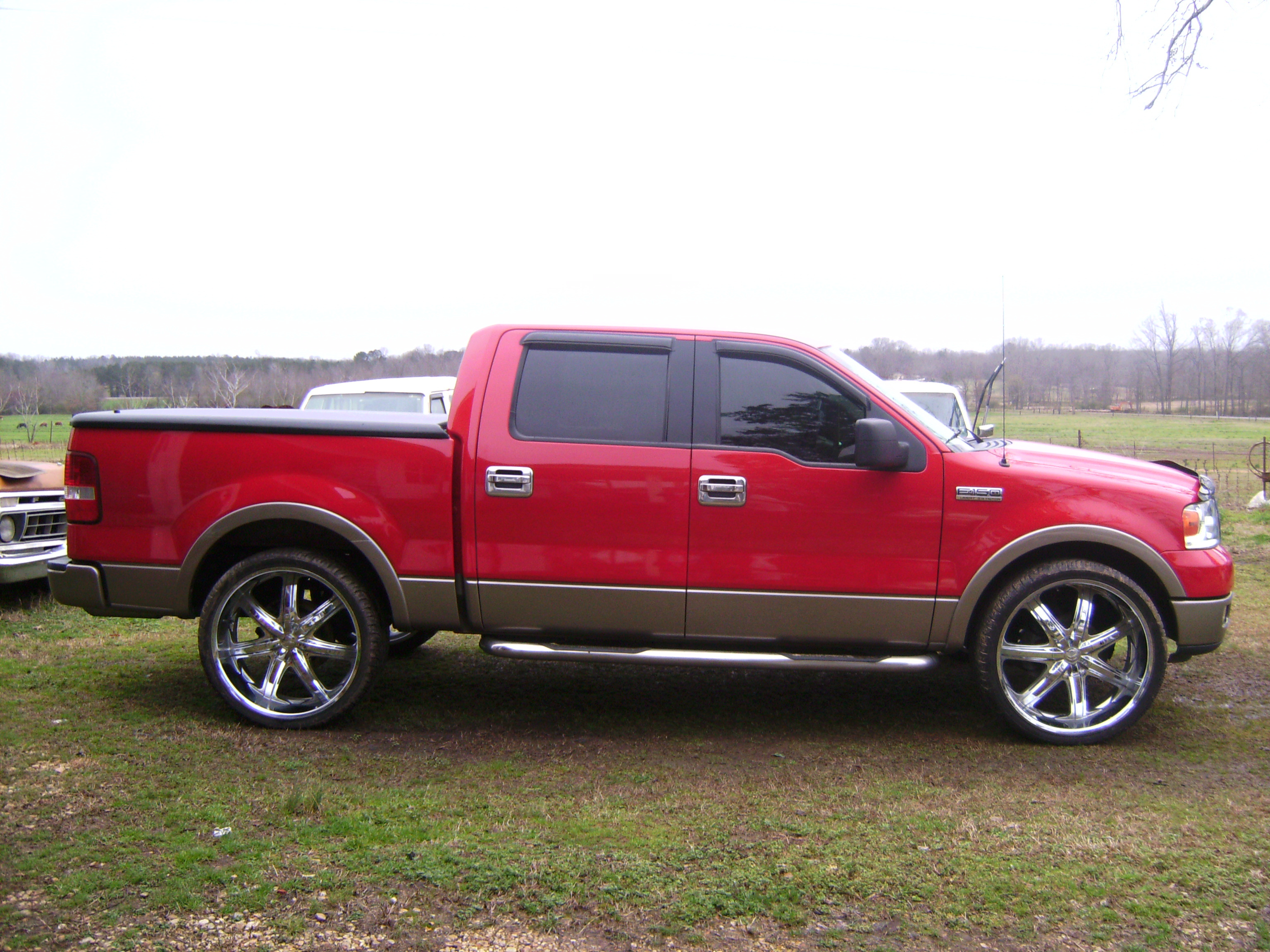slabrida 2005 ford f150 regular cab specs photos modification info at cardomain. Black Bedroom Furniture Sets. Home Design Ideas