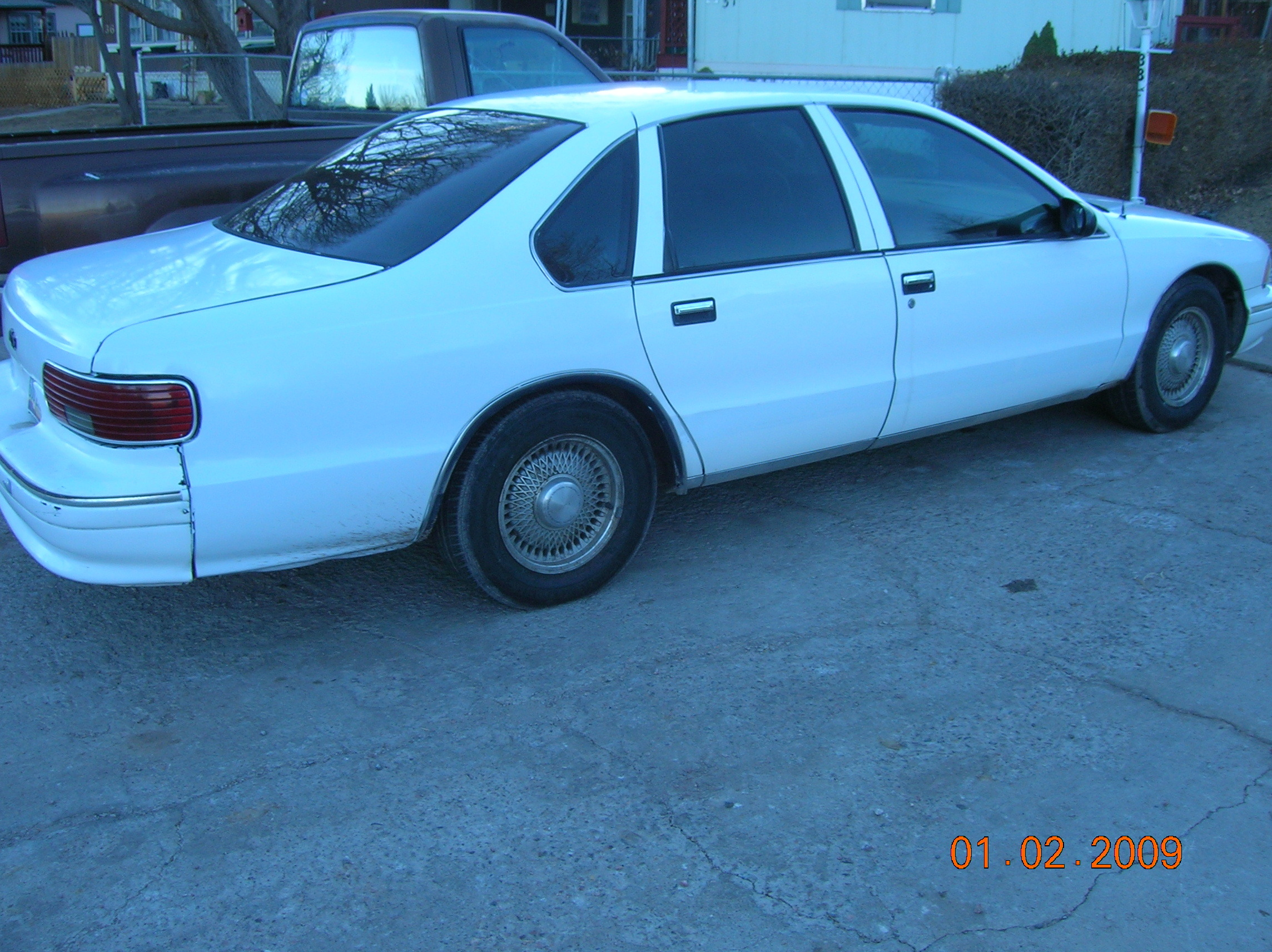 Another tech9twista 1995 Chevrolet Caprice post... - 12610412