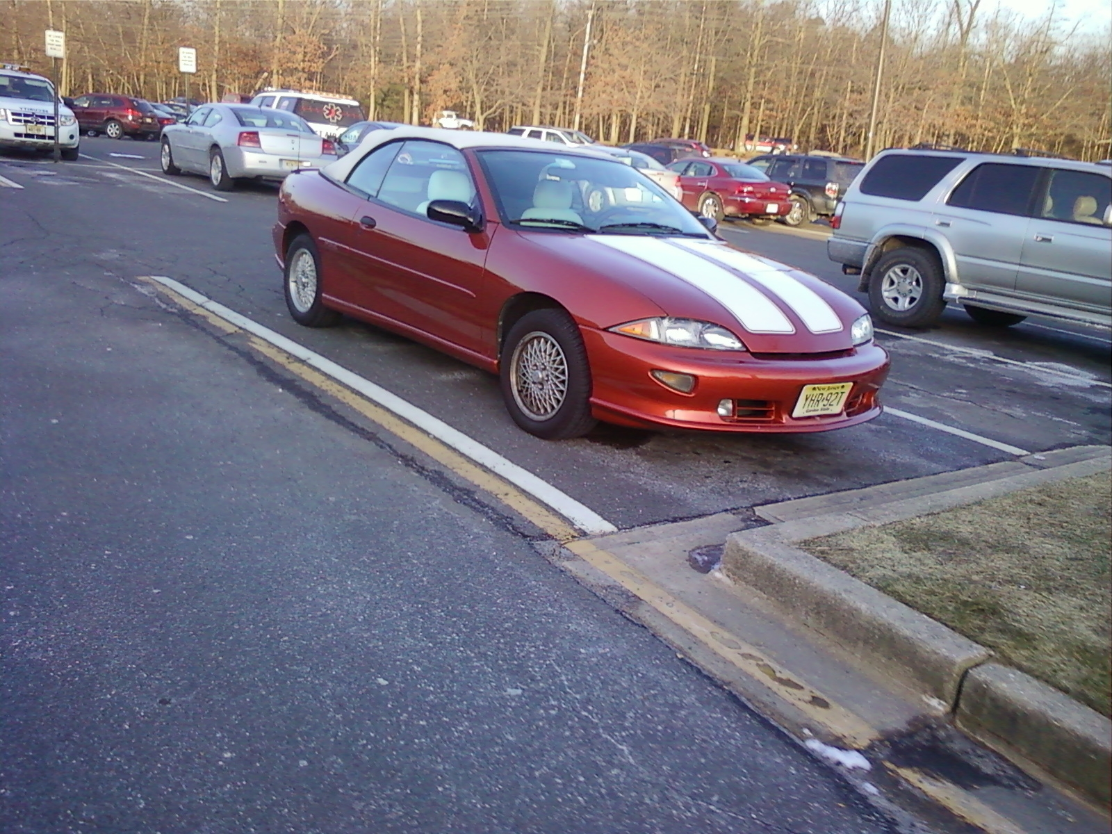 Another SweetEvil963 1999 Chevrolet Cavalier post... - 12610580